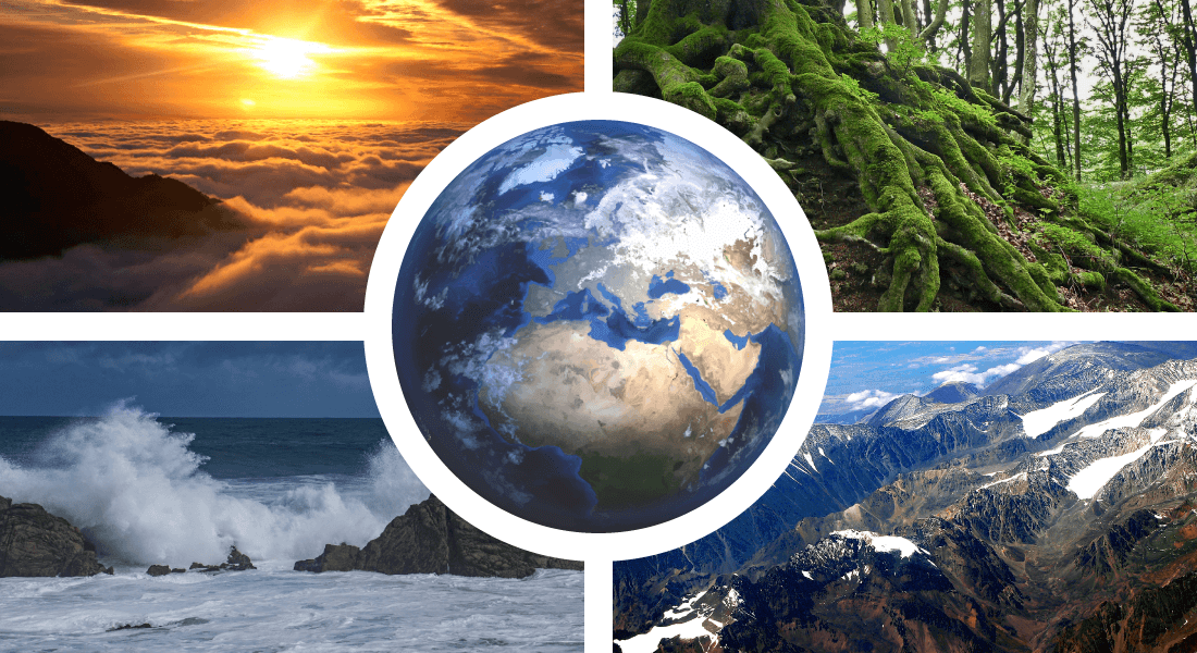 At the Geobiology Section, the interplay between the atmosphere, hydrosphere, biosphere and geosphere is in focus.