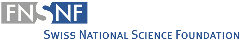 Swiss national science foundation logo